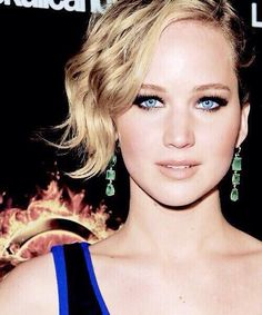 Jennifer Lawrence at the Hunger Games: Mockingjay party at the Cannes Film Festival 2014