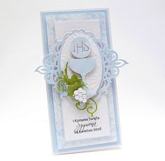 First Communion, Baby Cards, Christening, Wedding Cards, Cardmaking, Scrapbooking, Paper, Card Designs, Invitations