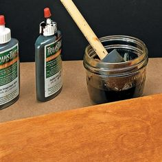 Dye Stains Made Easy | Woodsmith Tips