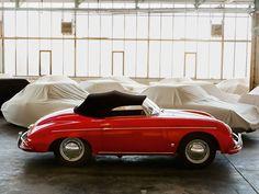 Das Original: Der Porsche 356 Speedster - Octane Magazin