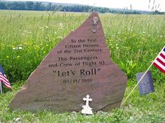 """""Are you guys ready? Let's roll!"" Todd Beamer's last words heard by operator Lisa Jefferson Flight 93 Memorial, 911 Memorial, Memorial Museum, 11 September 2001, Remembering September 11th, Day Of Infamy, First Citizens, Patriotic Pictures, We Will Never Forget"