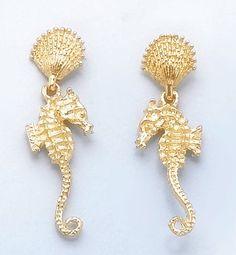 2800 Starfish Earrings Nautical Jewelry Beach Inspired Beach