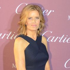 I got Kim Dickens on the red carpet at the Palm Springs Film fest!