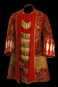 Leon Bakst costume for the Russian ballet