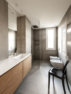 Bathtub, Studio, Bathroom, Houses, Standing Bath, Washroom, Bathtubs, Bath Room, Studios