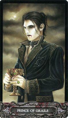 Tarot of Vampyres ► Prince of Grails