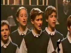 this beautiful song is from the motion picture from france les choristes, is a great film highly recommended. just listen the song, and don't miss the pict. Great Films, Good Movies, Dance Music, My Music, French Songs, Music Clips, Braveheart, Video Film, Beautiful Songs