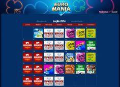 """http://bit.ly/1o1VNUL - Ecco le promozioni del più bollente dei #casino europei, ossia #Euromania. Oggi sabato 28 Luglio è la volta di """"Super Blackjack"""" ed """"Happy Hour""""... scopri di più!"""