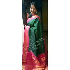 Kancheepuram Pure Silk Sarees in traditional contrasts for evening parties and family events. Book today 91 9821054556 Sri Padmavathi Silks, the only South Indian store in Dombivli, India. Kancheepuram Silk Sarees in Mumbai. Online shopping and international shipping available. Wholesale orders accepted. #Kanchipuram #kancheepuramsaree #saree #sareesonline #sareelover #weddingday #family #beautiful #festivities #fashion #love #indianwedding #Indianwear #indianfashion #pretty #instalike