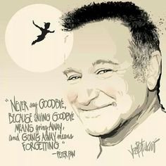 Thanks for the laughs Robin. You have broken millions of hearts. I'm sorry you felt like you had to go. You are truly missed.  RIP 8-11-14