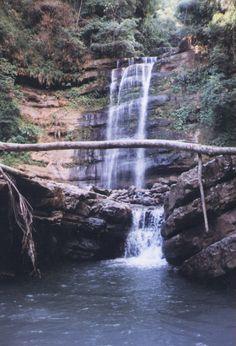 Cascada El Silencio (estado Barinas)