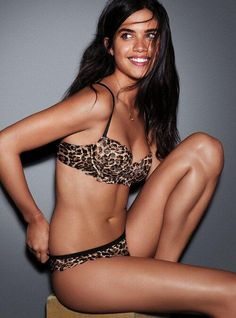 Sara Sampaio for new Victoria's Secret