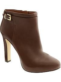 Slip your toes into the effortless looks of discount women's shoes from Banana Republic. From flats to wedges, you'll find shoes to complete every outfit in your closet with the discount women's shoes collection. I Love My Shoes, Walk In My Shoes, Cute Shoes, Me Too Shoes, Leather Riding Boots, Leather Booties, Ankle Booties, Platform Ankle Boots, It Goes On