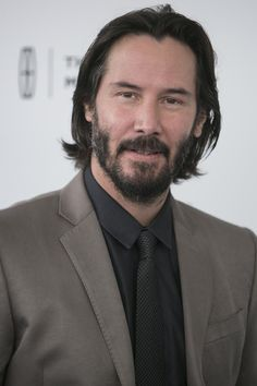 2017 February 2nd.  Keanu Reeves to star in romantic thriller 'Siberia'