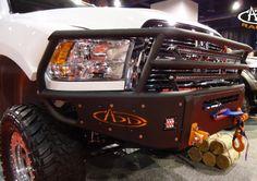 ADD F512792470103 Rancher Front Bumper Dodge Ram 2500/3500 2010-2014