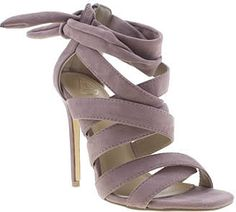 Womens smoked grape missguided purple ankle gladiator high heels from Schuh - £30 at ClothingByColour.com Purple High Heels, Online Shopping Shoes, Nude Shoes, Summer Colors, Maid Of Honor, Missguided, Footwear, Man Shop, Ankle