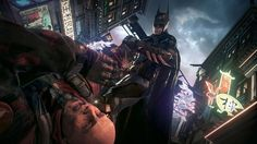 arkham knight picture: High Definition Backgrounds - arkham knight category