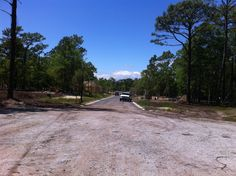 Cul de Sac for new #home sites for #sale in #Myrtle Beach #Grande Dunes Phase 2 #Cipriana Park