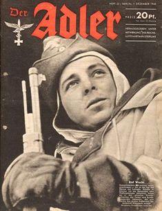 Picture for Der Adler №25 7 December 1943 (reup)