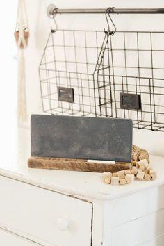Mini Chalkboard - Aimee Weaver Designs, LLC Barn Wood Signs, Reclaimed Barn Wood, Wooden Signs, Thanksgiving Signs, Thanksgiving Decorations, Mini Chalkboards, Wood Artwork, Making Signs On Wood, Bedroom Signs