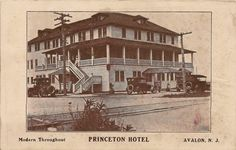 The old Princeton....also spot of The Bongo Room!