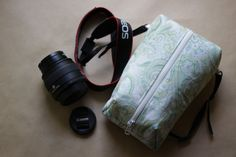 Camera case for Women DSLR Padded pouch Travel bag for Canon/Nikon/Fuji/Olimpus Shoulder handbag insert  Photographer Gift ideas for her by TakeCraftsOut on Etsy