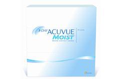 Die Kontaktlinsen 1-Day Acuvue Moist im 90er Pack bieten einen langanhaltenden Komfort. Die exklusive 1-Day Acuvue Moist-Technologie beinhaltet einen Benetzungswirkstoff, der selbst zum Ende des Tages, wenn die Augen müde sind noch zu 100% in der Linse enthalten ist. (Kontaktlinsen mit UV-Schutz ersetzen keine Sonnenbrille!)
