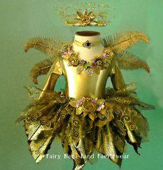 Gold Fairy Queen