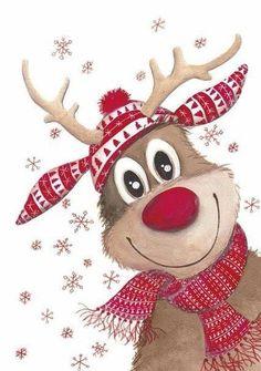 Christmas Deer, Christmas Wreaths, Christmas Crafts, Christmas Decorations, Christmas Ornaments, Christmas Stickers, Christmas Clipart, Christmas Printables, Christmas Balls