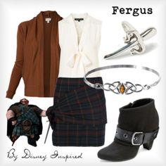 King Fergus - From Disney Pixar's Brave