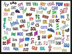 75. ABBREVIATIONS AND ACRONYMS