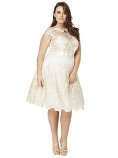 Chi Chi Curve Frances Dress - my october wedding dress :)