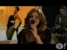 Mandy Moore - Umbrella  LOVE her version of it even though I don't like Rhianna's version at all.  Everyone should have a first love, best friend & someone to always turn to regardless of where life takes them.