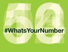 Everyone has a number. #WhatsYourNumber.  Please share this image. May is Mental Health Awareness month and when everyone should get screened for depression, anxiety, bipolar disorder and PTSD. Mental health is not a weakness it is a health issue. #EndStigma and get screened for Mental Health by taking this 3-minute mental health screen.