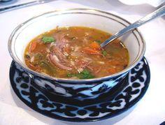 Uzbek Mastava Soup Recipe  Submitted by: UzbekFood