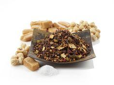 CocoCaramel Sea Salt Herbal Tea at Teavana | Teavana - bought tonight (10/4/12) - smells like heaven, can't wait to try it!