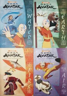 Avatar The Last Airbender Cartoon Anime Silk Poster 13x26inch
