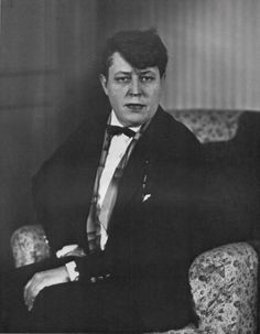 Jane Heap by Berenice Abbott. Heap joined the lesbian literary scene in Paris that included Gertrude Stein, Natalie Barney, and Janet Flanner. Though no longer romantic partners with Magaret Anderson, the two collaborated on sporadic issues of The Little Review in Exile, the last published in Paris in 1929.