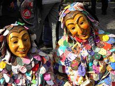FASCHING, the German Pre Lenten Carnival