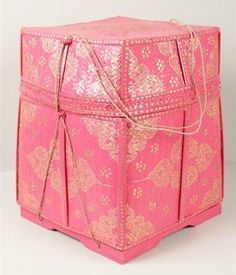 Balinese basket. Such a pretty thing!