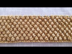 Knitting Videos, Baby Knitting Patterns, Make Top, Sweater Design, Knit Crochet, Mandala, Artisan, Sewing, Scarf Styles