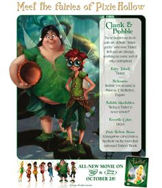 Tinker+Bell+(2008)+-+Photo+Gallery+and+Characters