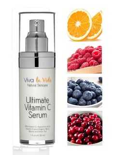 VLV Natural Skin Care Products - Best Vitamin C Serum with Hyaluronic Acid, Organic, Anti Wrinkle, Anti Aging, Brightening Cream for Face, Eyes, Neck and For Men and Women -- See this awesome image  : Eye Care
