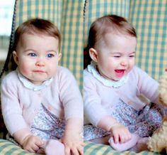 The Duke and Duchess of Cambridge released new photos of 6-month-old Princess Charlotte. The photos were taken by her mother, The Duchess of Cambridge, in early November at their home in Norfolk.