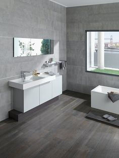 Porcelanosa Is Here And Available Exclusively Through Tile Warehouse Featured Opposite Rodano Silver