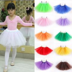 Cheap girls tutu, Buy Quality baby girl tutu directly from China tutu girls Suppliers: New 2015 Cute Baby Girls Tutu Ballet Toddler Kids Party Skirt Multi-colors Ball Gown