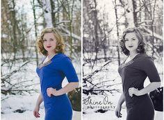 Vintage- Color or Black & White?    Shine On Photography