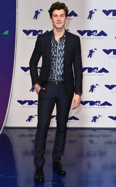 Shawn Mendes: MTV Video Music Awards 2017: Red Carpet Arrivals