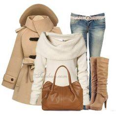 #coat #tidebuy #boots