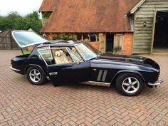 Classic Cars British, British Sports Cars, Ford Classic Cars, Chrysler Cars, Chrysler 300, Fancy Cars, Cool Cars, Jensen Interceptor, Automobile